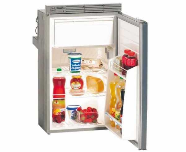 Kompressor-Kühlschrank CoolMatic MDC65 12/24V grau