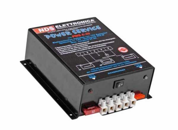 Power Service PWS 4-30 Ladegerät, 12V, 30A f.Lichtmaschine ab 90A