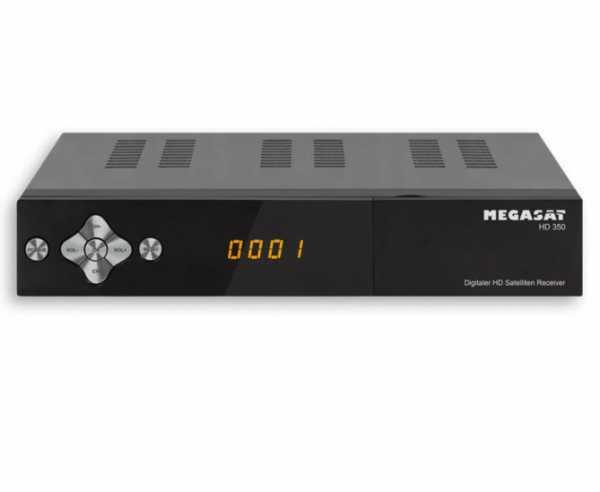 Receiver Megasat HD650 DVB-T2+