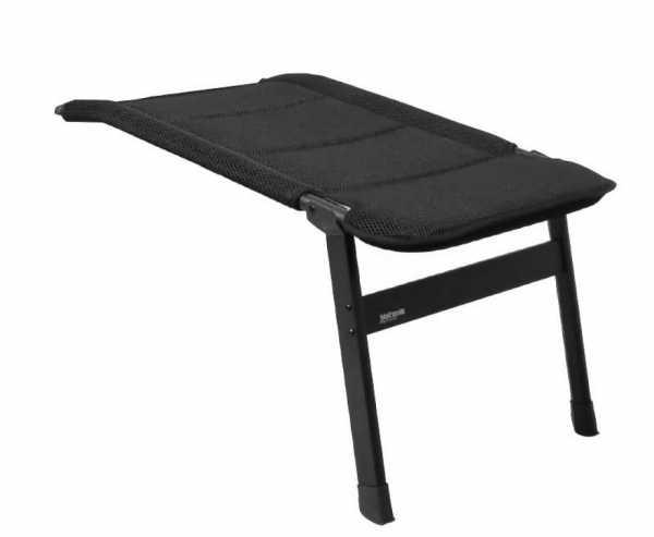 Beinauflage BARON, anthrazit, passen für ROYAL-Stühle