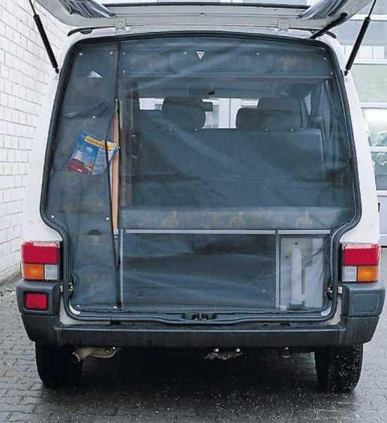 Moskitonetz für Heckklappe VWT4 bis Bj.2003