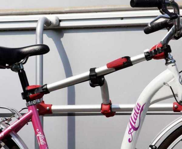 Bike Frame Adapter f.Back