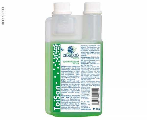 Dr. Keddo Sanitärflüssigkeit - Toisan