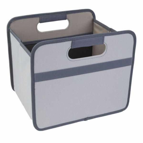 Faltbox Meori Classic, 15 l 32x27 5x25 cm Grau