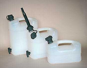 Frischwasserkanister mit integriertem Handgriff