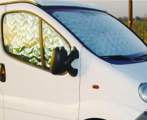 Isoflex Thermomatte Fahrerhaus Renault Trafic Bj.2002-2014