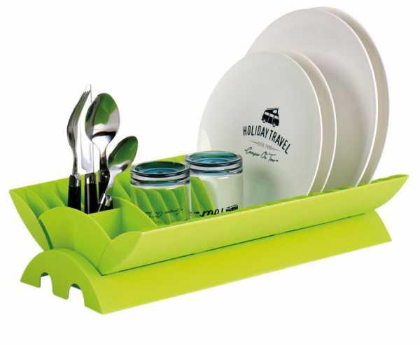 Geschirrtrockner 41x25x9cm Lime