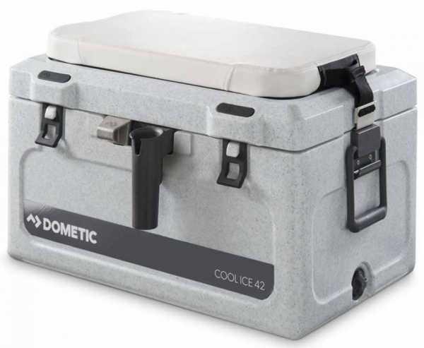 Dometic COOL-ICE Eisbox CI42, 41L - hocheffizient und extrem leicht