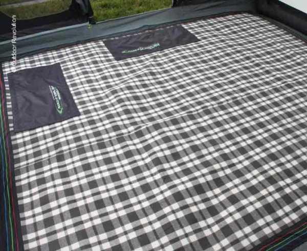 Zeltteppich Snug Rug für AIRDALE 7