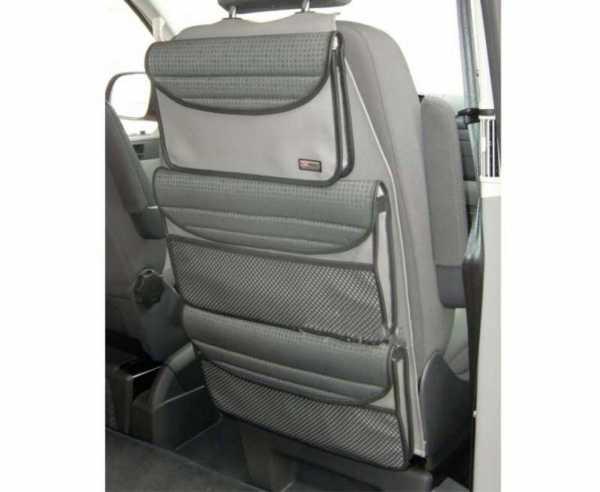 Utensilo Set mit 3 Taschen für Beifahrerstiz 1x360x200x50mm + 2x 450x250x60mm