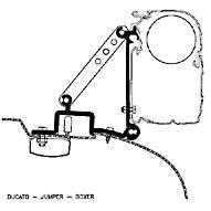 Thule Omnistor 5200 Markisen-Adapter für Fiat Ducato / Peugeot Boxer / Citroen Jumper bis 2006