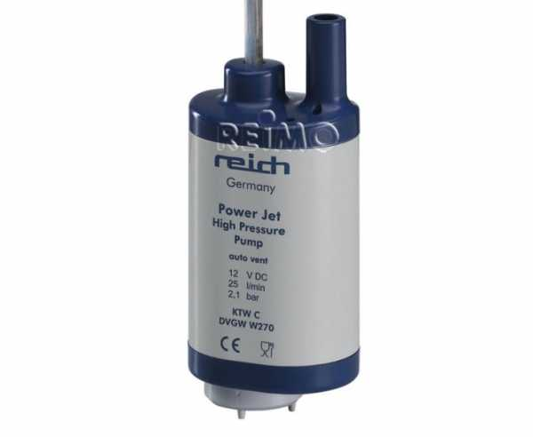 Tauchpumpe Power Jet Plus Für 12 mm System