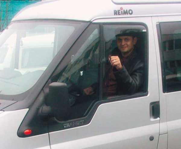 Windabweiser Fahrer/Beifahrertür für Ford Transit Custom ab 2013
