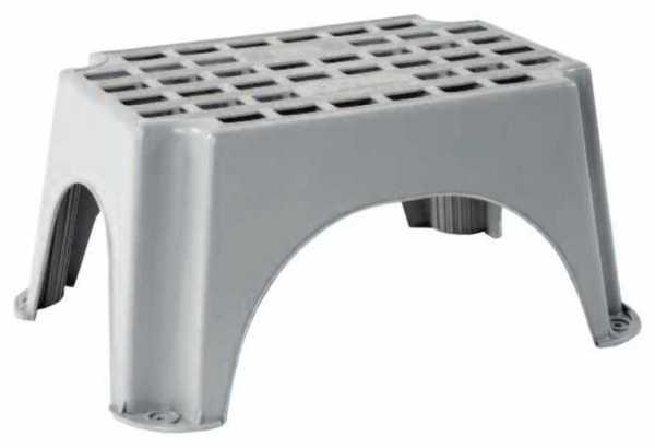 Kunststoff Einstiegstufe Step Platinum Fiamma