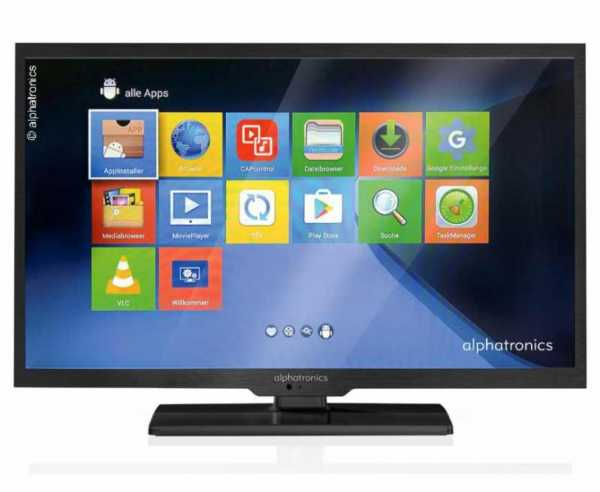 LED TV SL-24DSB+K DVB-S2