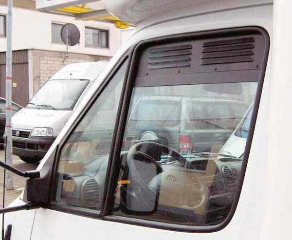 Lüftungsgitter VW Crafter