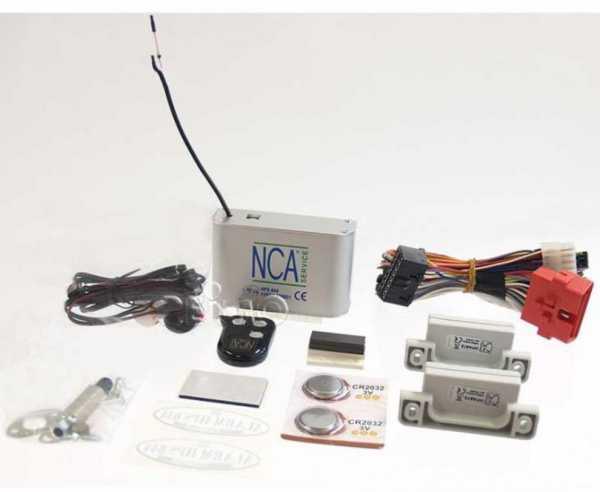 Alarmanlage Ducato Euro5,Canbus Kabel, Zentrale + 2 ISM Sender