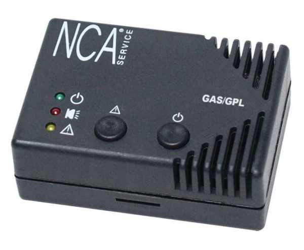 Gaswarner GAS/CO (erkennt Kohlenstoffmonoxid)