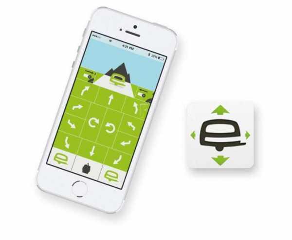 Steuerung für Easydriver Rangiersysteme per Apple Smartphone