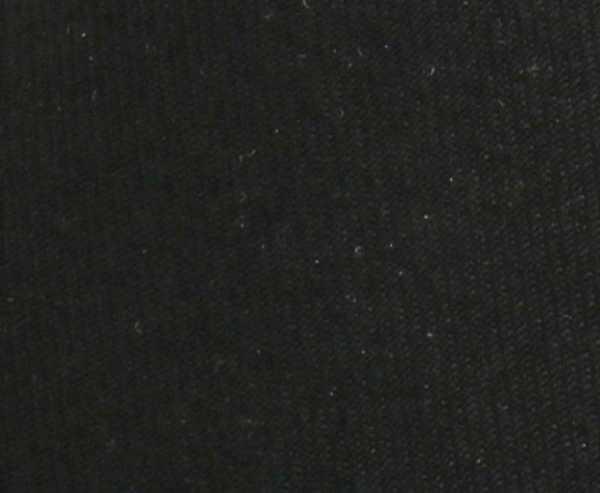 Automobil-Polsterstoffl Bezugsstoff Black uni, 180cm, 2mm schaumkaschiert