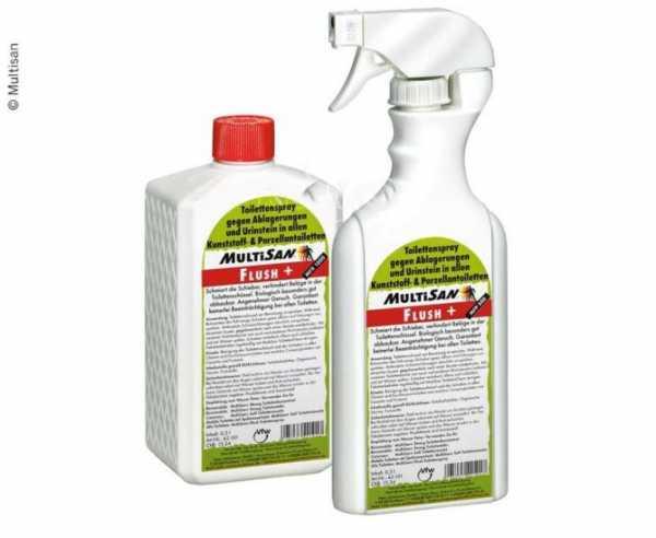 MultiSan Flush+ WC-Spray, 500ml