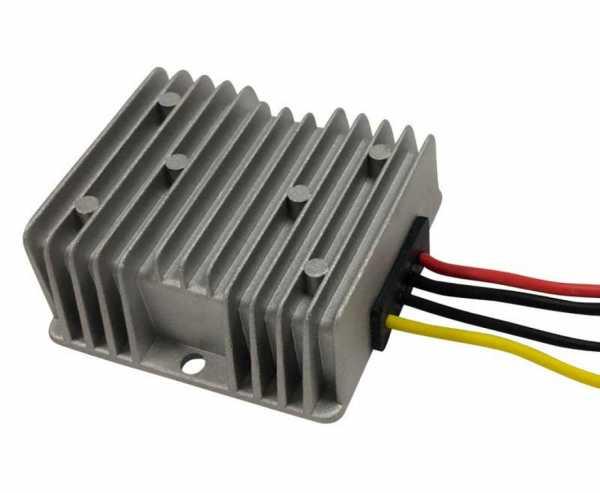 Spannungswandler von 12 auf 24V 10 IP68