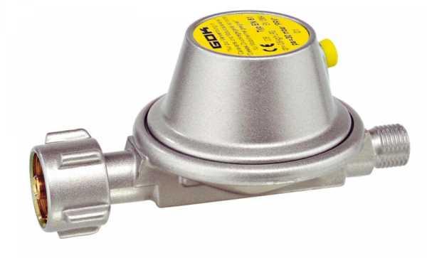 Gasregler 0,8 kg/h - ohne Manometer