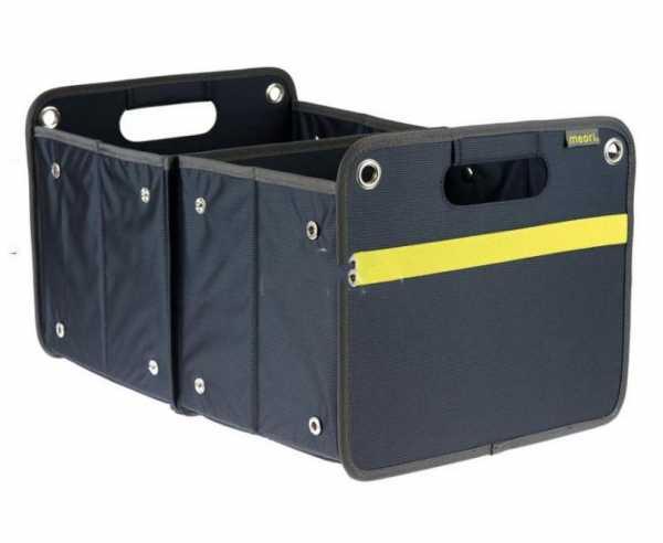 Faltbox Outdoor 30l, 32x27 5x50cm, Marine-blau