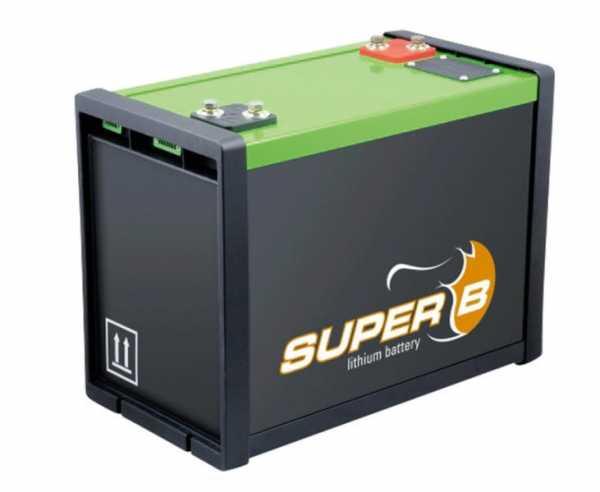 LiFePo4 Batterie, Super B Batterie 12V 160Ah