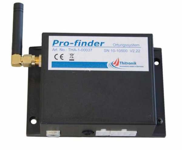 GPS-Ortung für den individuellen/professionellen Einsatz - Pro finder 12/24V