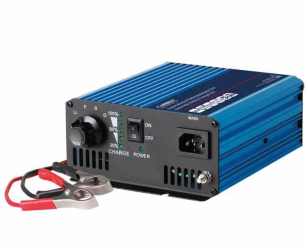 Batterieladegerät 12V-20A