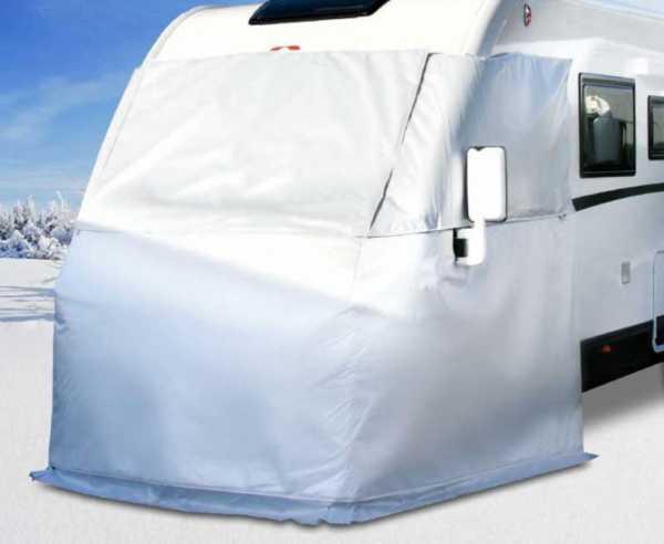 Thermo Fenstermatte LUX und LUX DUO für Wohnmobile