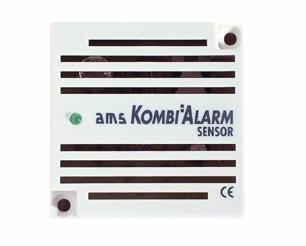 Zusatzsensor für AMS Gas-Alarmgerät Kombi-AlarmAnlage