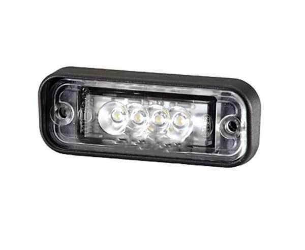 HELLA LED-Kennzeichenleuchte 12V