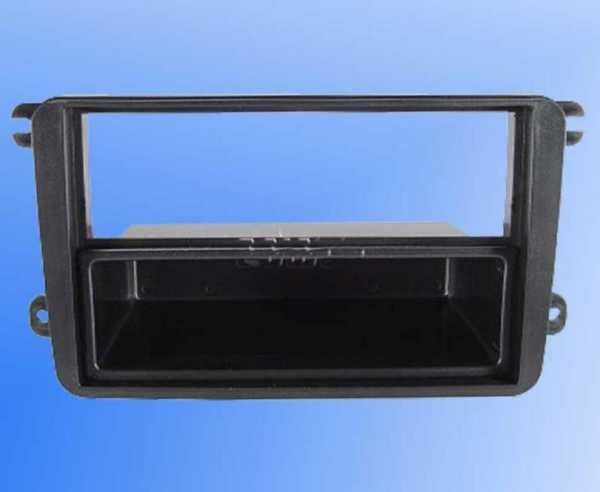 Radioblende 1 DIN schwarz,VWT5