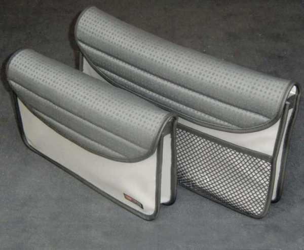 Utensilo-Tasche für Fensterpaneel