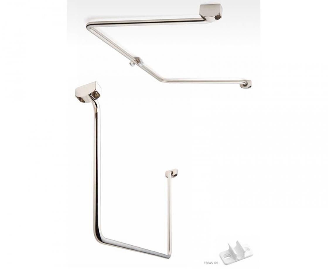 Klappbarer badetuchhalter 464x158mm Badzubehör