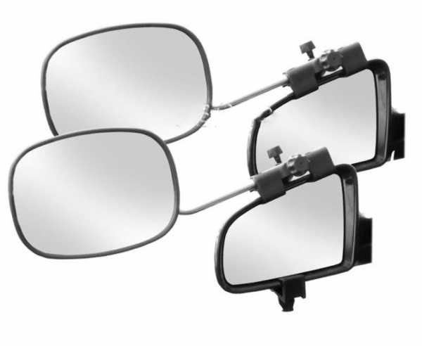 Caravan Spiegel Argus Aufklemmspiegel 2 Stück