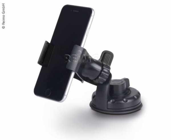 Universal Navi-/Handyhalter, schwarz