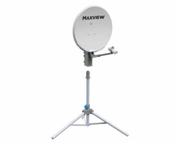 Manuelle SAT-Antenne Precision 65cm
