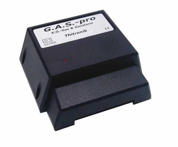 Gaswarngerät G.A.S.-Pro inkl.1 Sensor