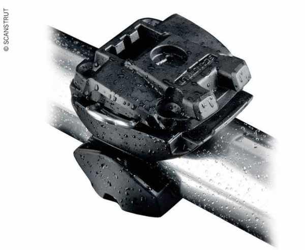 ROKK - Basis zur Befestigung an Rundrohren