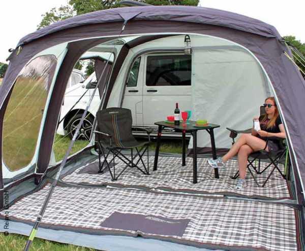 Zeltteppich Snug Rug für Busvorzelt MOVELITE 3