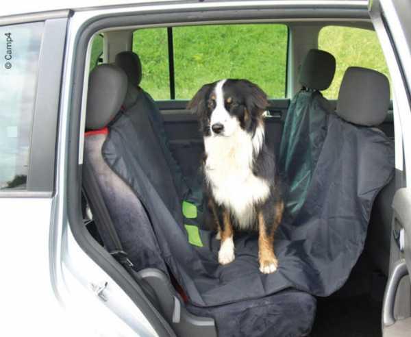 Rückbank-Schutz für Hunde SNOW