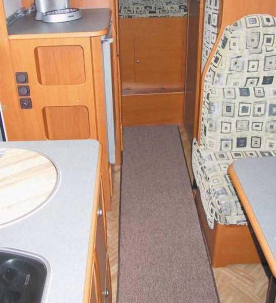 Wohnraumtepp.80x50 grau