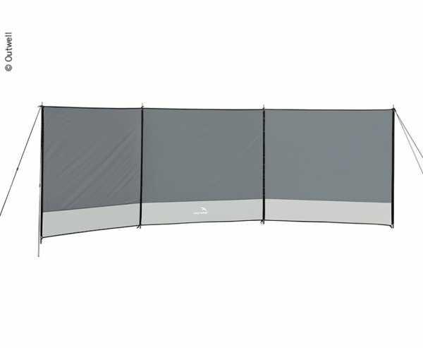 Windschutz Grey 500x140cm