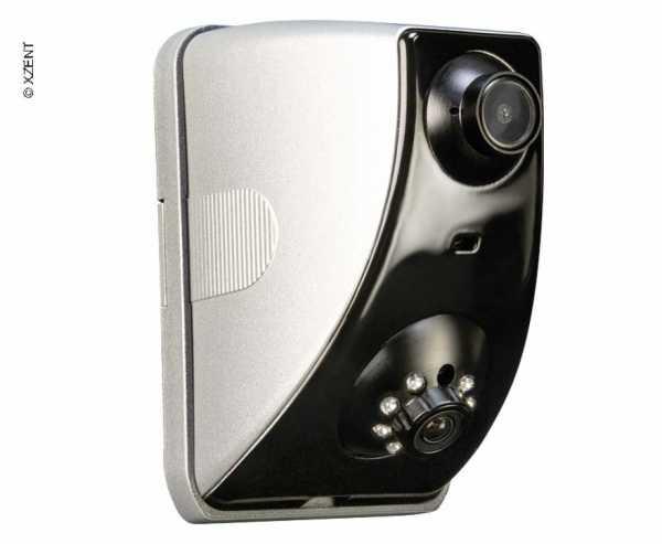 Dual Sensor Rückfahrkamera für Reisemobile