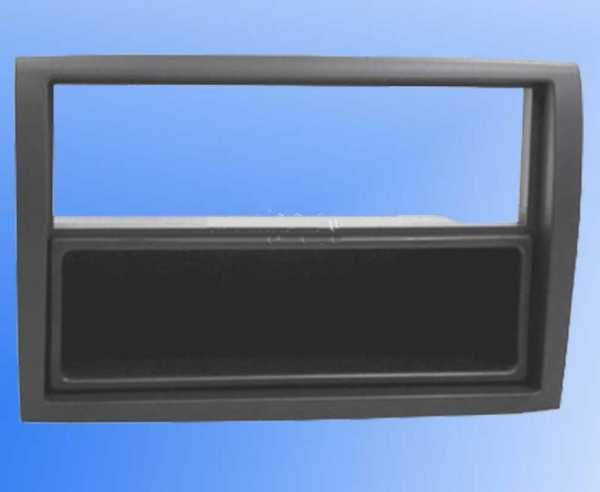 Radioblende 1 DIN schwarz Ducato, Peugeot, Citroen 2006