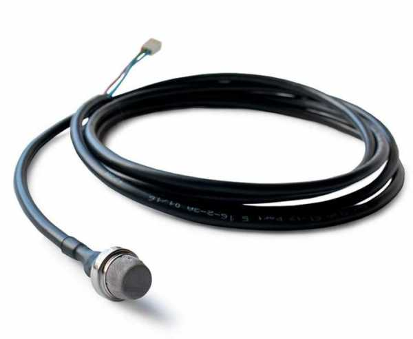 Zweiter Sensor für TriGas Alarm für Betäubungsgase mit Sirene