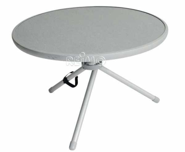 CampoLino Beistell-Tisch rund